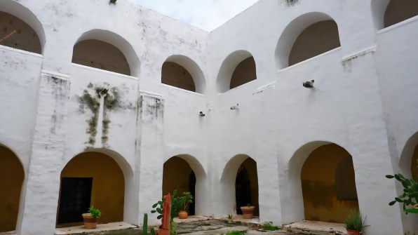 Convento IzamalConvento Izamal