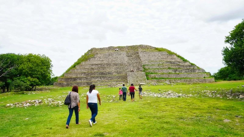 Pirámide Kinich
