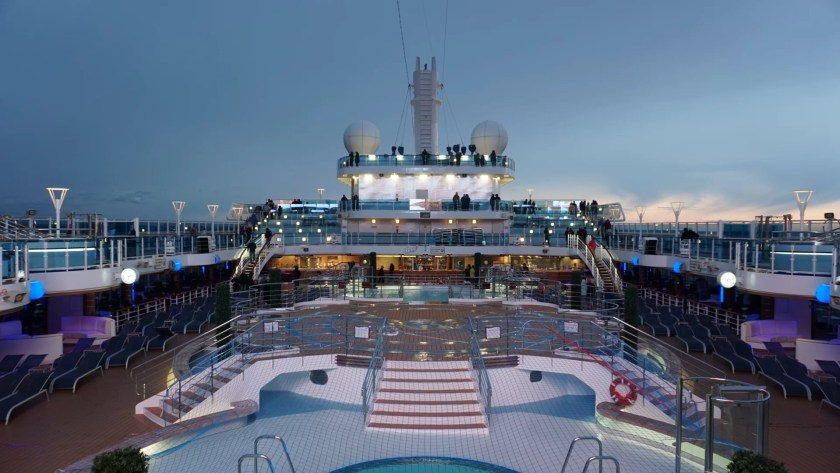 Crucero Princess Regal