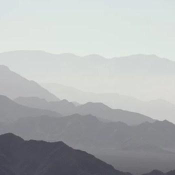 Montañas de Mendoza
