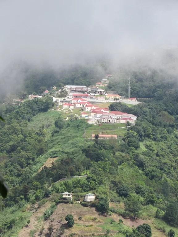 Plantaciones en Jamaica