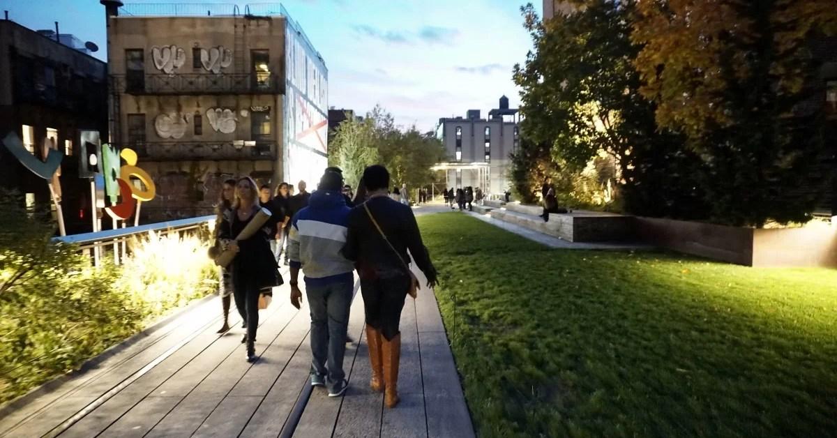 Highline Park, New York: el parque y el conflicto