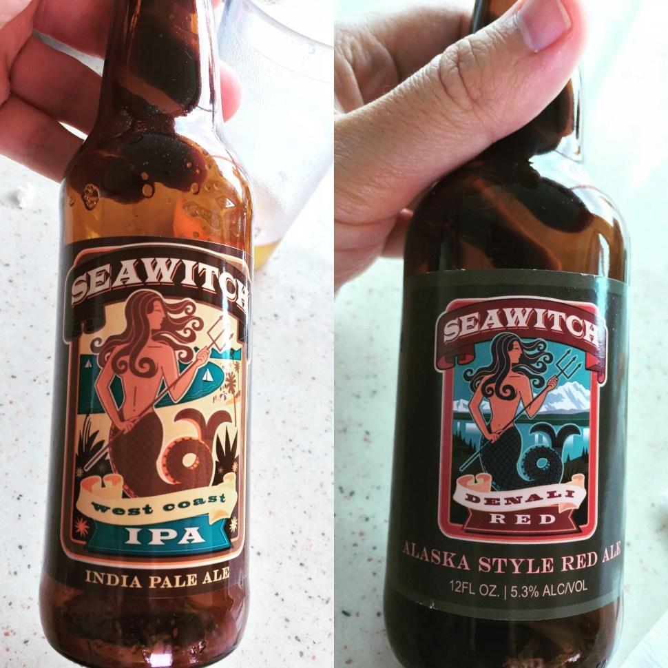 Cerveza Seawitch Princess