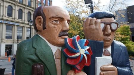 John Hooper esculturas