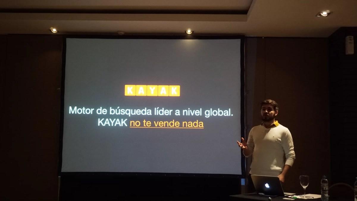 El perfil del viajero argentino según Kayak