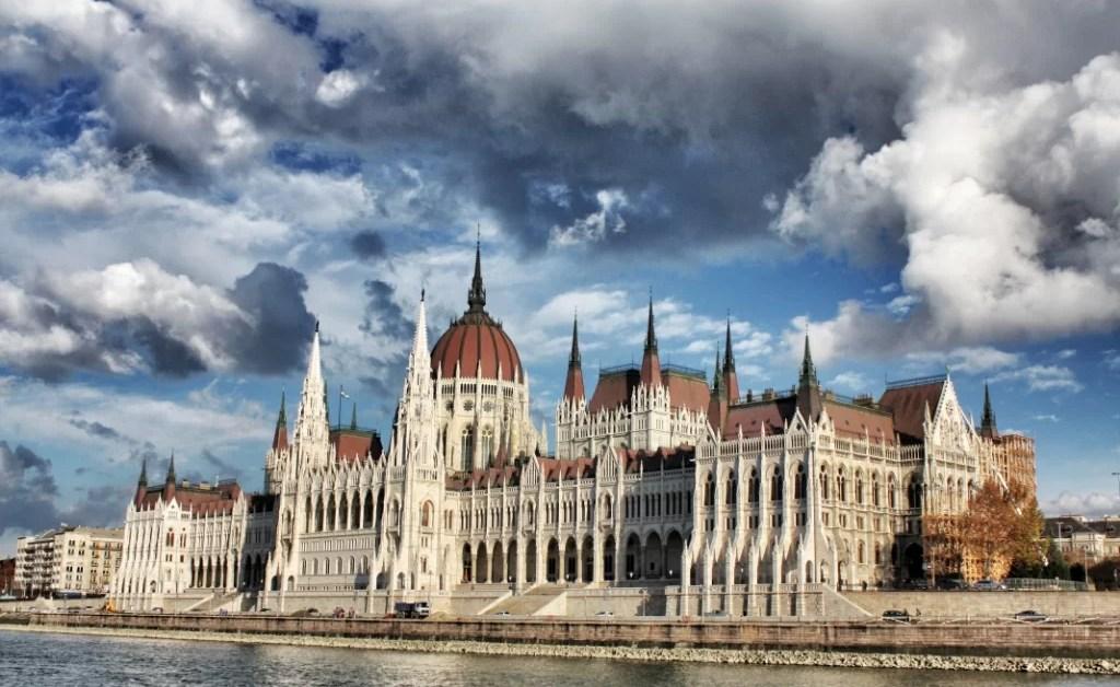 Mi primer viaje a Europa: Budapest