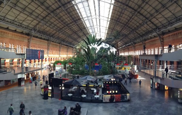 Atocha, Madrid