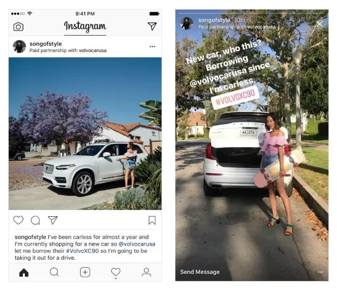 Instagram, publicidad e influenciadores, un nuevo round