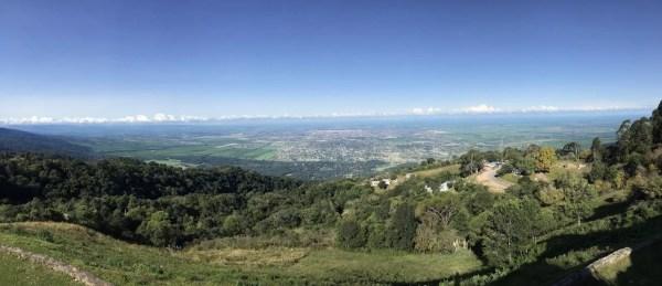 Vista desde el hotel Sol San Javier