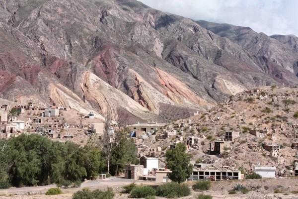 Maimará, Quebrada de Humahuaca