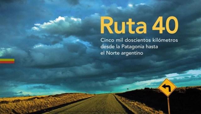 Ruta 40 - Sonia Renison