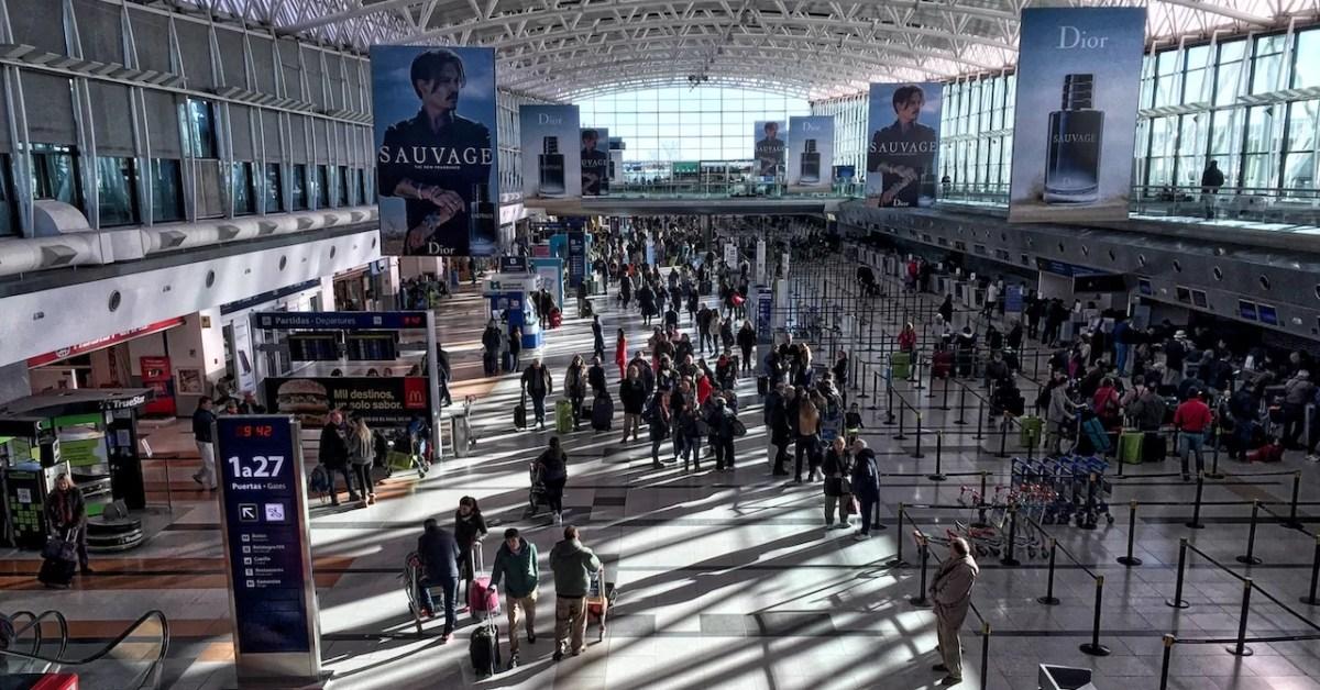 Argentina: turismo emisivo sigue creciendo más que receptivo internacional