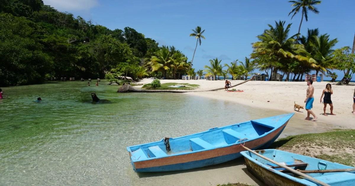 Playas de Samaná, República Dominicana: opciones y recorridos