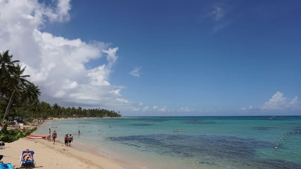 Playas de Samaná: Bahía Príncipe El Portillo, Samaná
