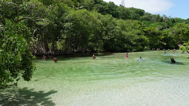 Arroyo Caño Frío, Samaná