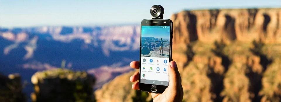 Motorola Mod 360: video 360 para todos los días