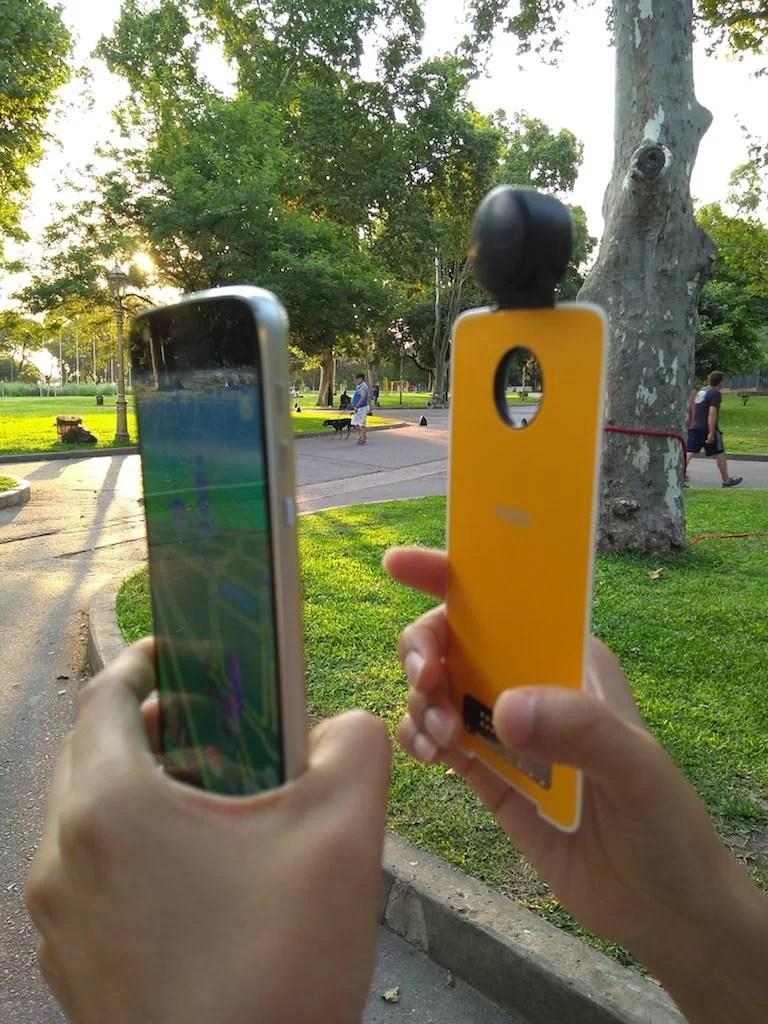 Motorola Mod Cámara 360, 30 días después