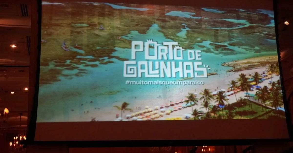Evento: Porto de Galinhas, presentación en Buenos Aires