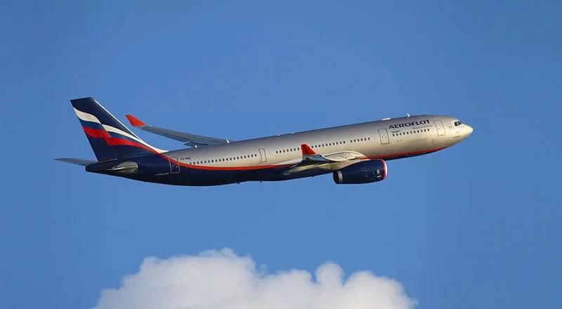 Aeroflot y los pasajeros conflictivos