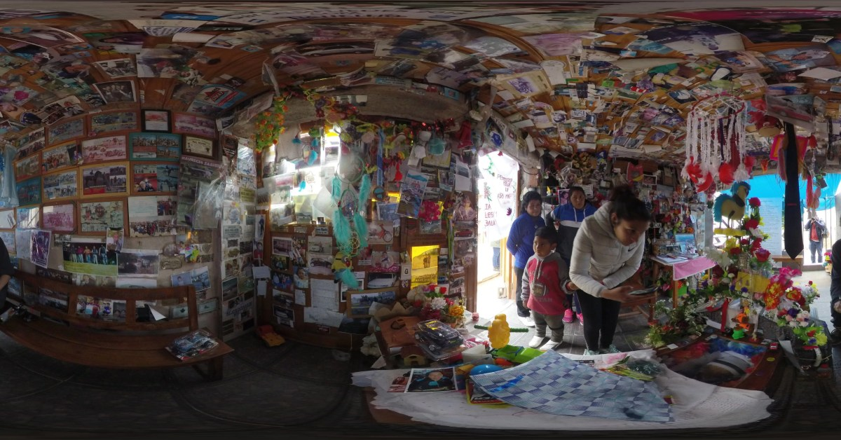 La historia de una foto: del 360 al enfoque tradicional