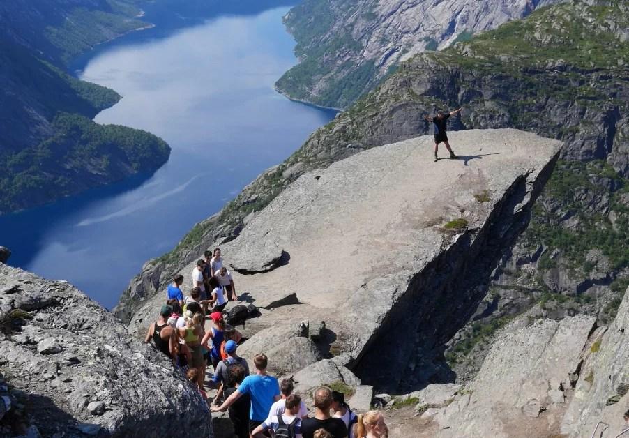 Turismo y las narrativas del riesgo