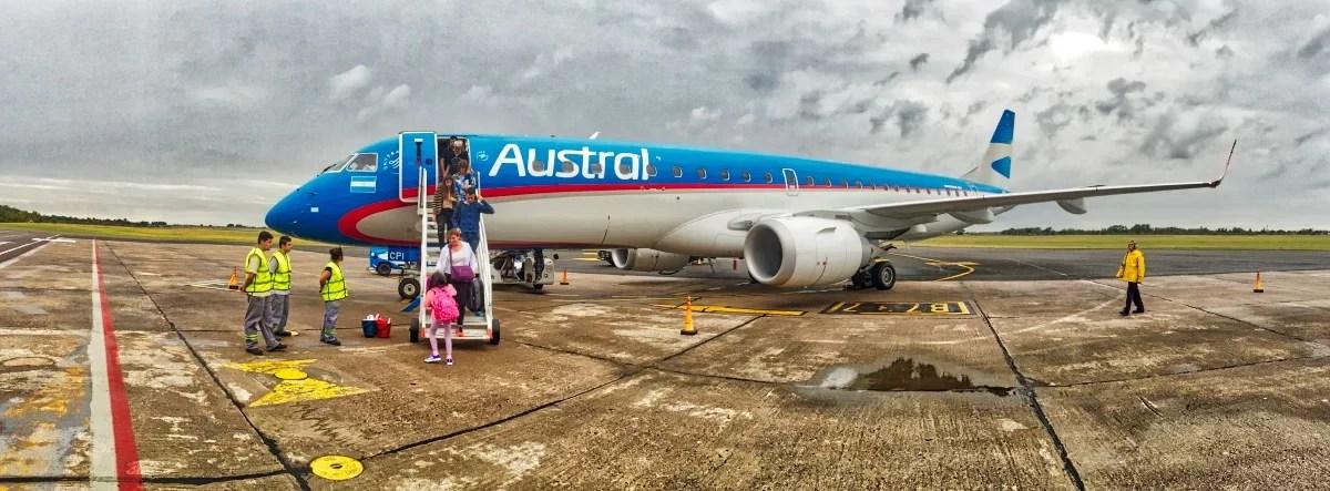 1 de septiembre y el regreso de los vuelos en Argentina