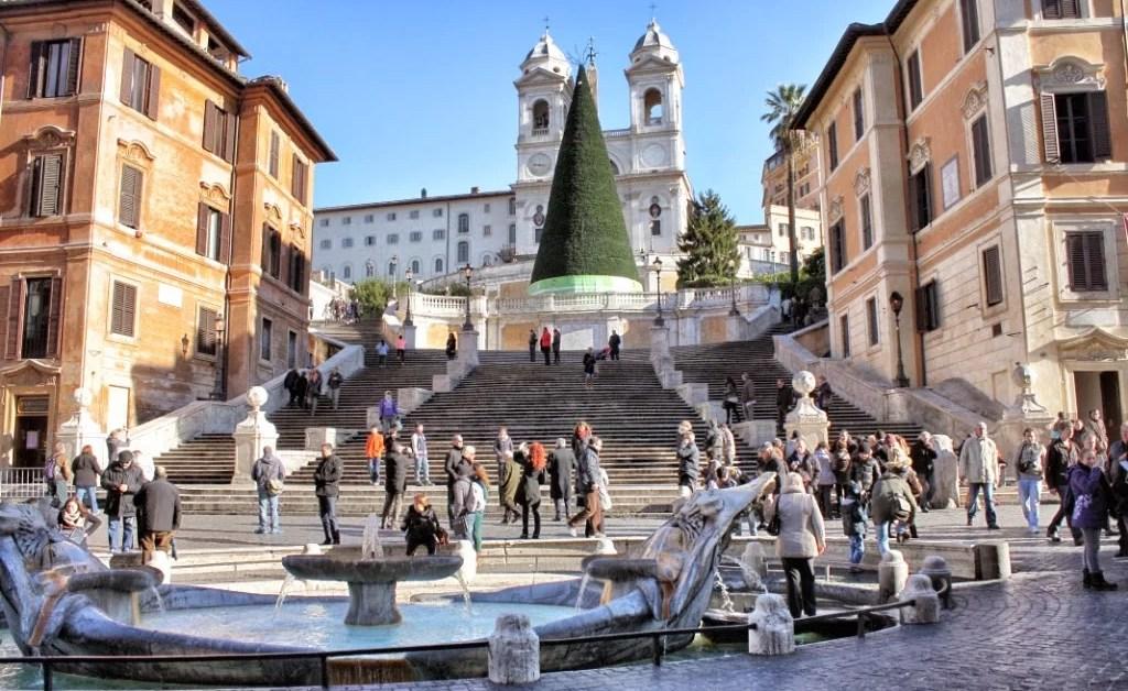 Roma, Piazza Spagna