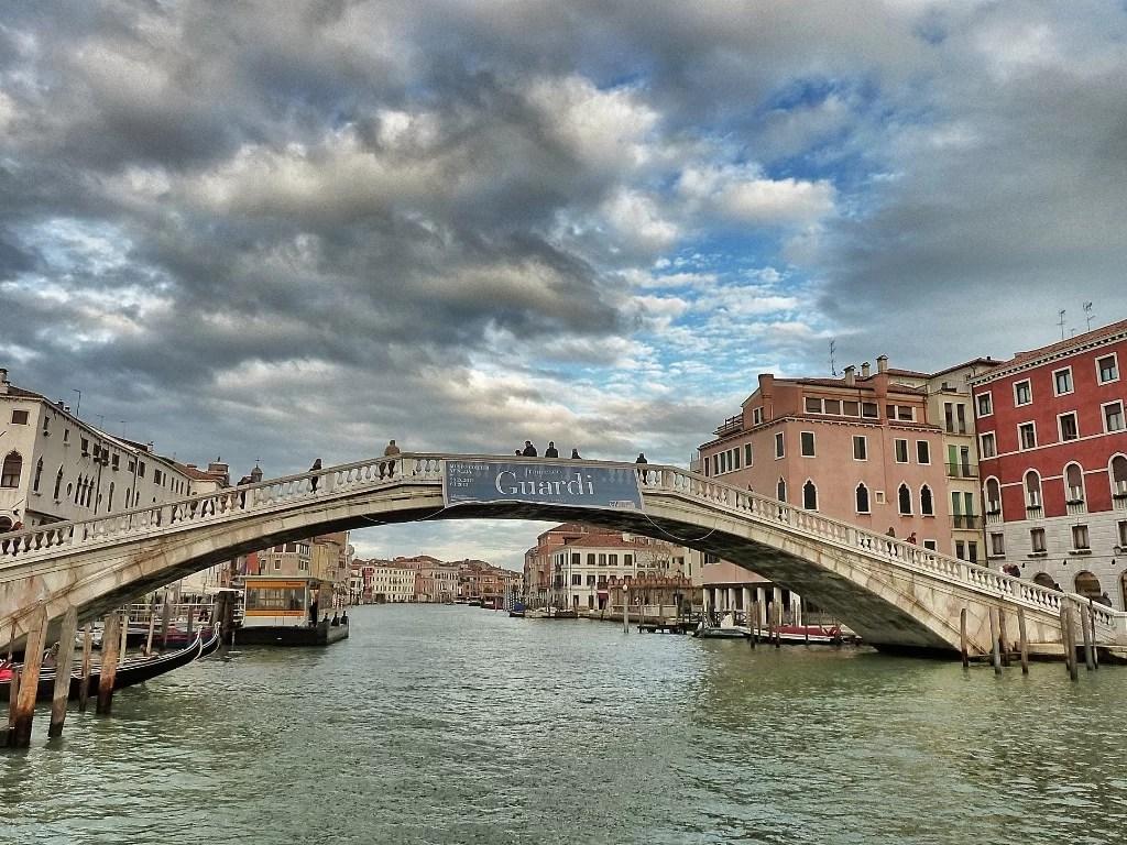 Il Ponte degli Scalzi, Venecia, Italia