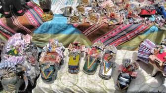 Feria de las Alasitas, Buenos Aires, 24 enero de 2015