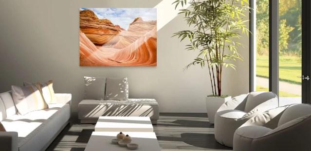 Flickr Art Wall: dejan de vender fotos bajo CC Attribution