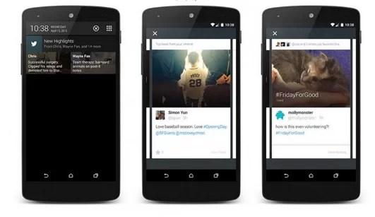 Facebook y Twitter, tiempo de enfocarse en las notificaciones