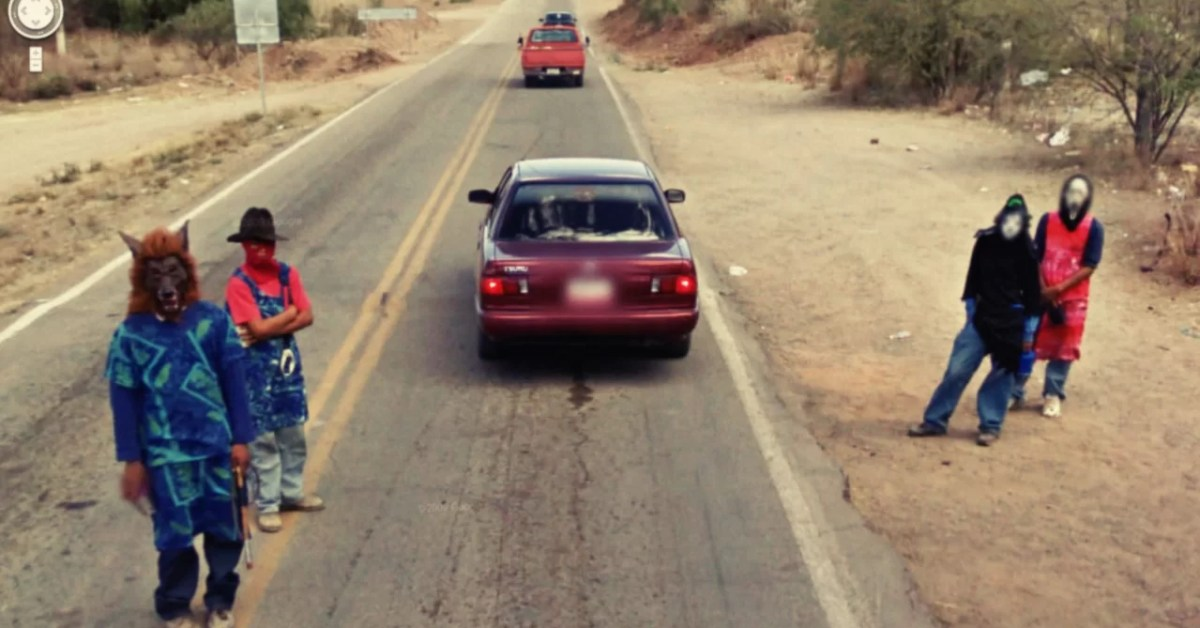 Jon Rafman, y la «street photography» vía Google Street View