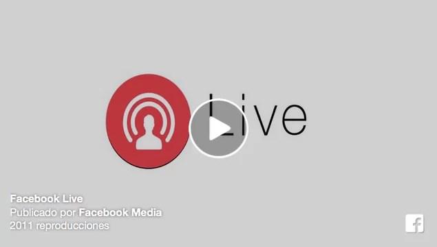 Facebook Live: algo más que apostar por el streaming