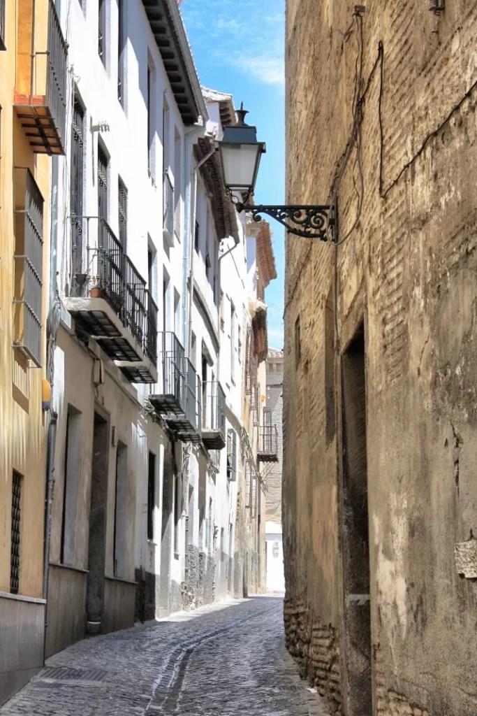 Centro histórico de Granada