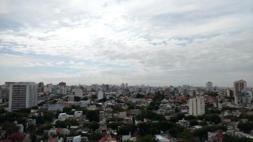 Buenos Aires desde el Motorola X Play