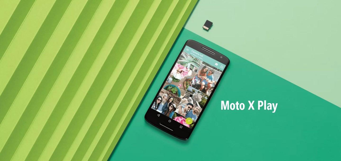 Motorola X Play