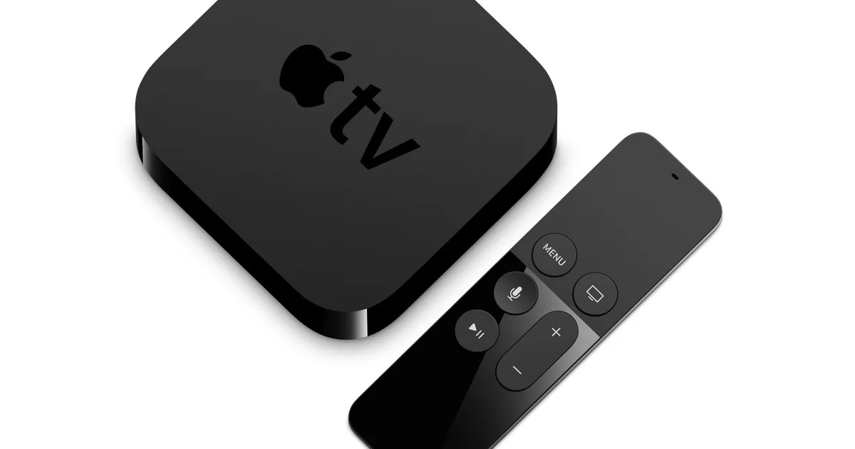 Apple TV 4a generación