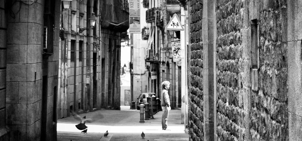 Barcelona, mayo de 2014, por Jorge Gobbi