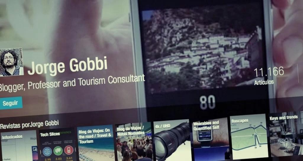 Flipboard: revistas personalizadas e interfaz renovada