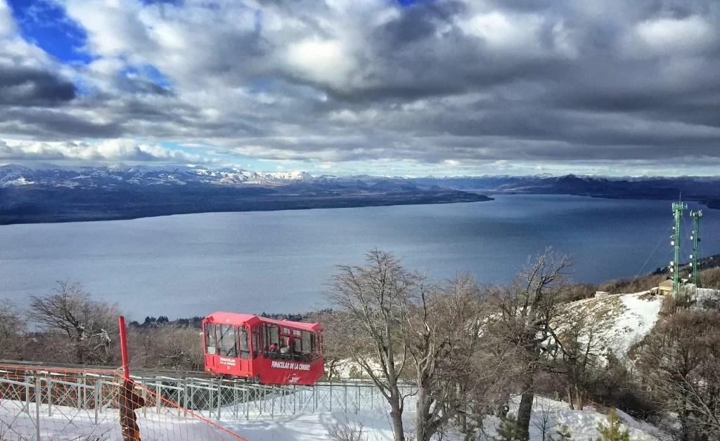 Cerro Otto: el mirador de Bariloche, en timelapse 4K