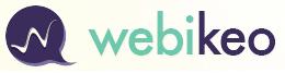 logo webikeo - Organisez et suivez des webinairs avec Webikeo