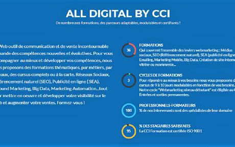 alldigital 2 - ALL DIGITAL: Le site de veille digitale lancé par la CCI Lyon Métrople