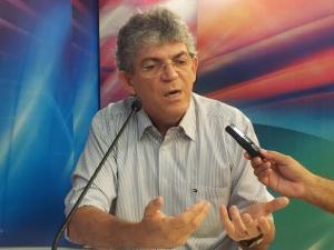 Ricardo Coutinho se licencia do cargo em dezembro, após concluir cronograma de obras