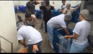 Estudantes acusam UFPB de jogar 2 mil refeições no lixo; veja o vídeo