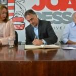 Na CDL: Luciano Cartaxo reúne empresários varejistas nesta sexta e anuncia medidas de fortalecimento da economia local