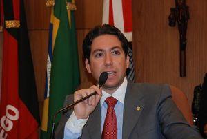 """Felipe Leitão justifica saída do Solidariedade e dispara: """"Benjamim rasgou nosso acordo"""""""