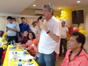 """Ricardo nega expulsão de prefeita de Monte Horebe: """"Ela terá a oportunidade de se defender"""""""