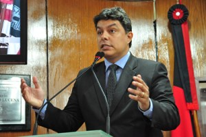 Raoni Mendes toma posse na Assembleia Legislativa na terça-feira