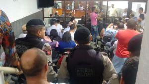 Sessão na Câmara de Santa Rita é marcada por agressão e troca de insultos entre procurador e vereadores