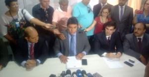 Oposição protocola CPI da Lagoa na CMJP com assinatura de governistas; Saiba quais